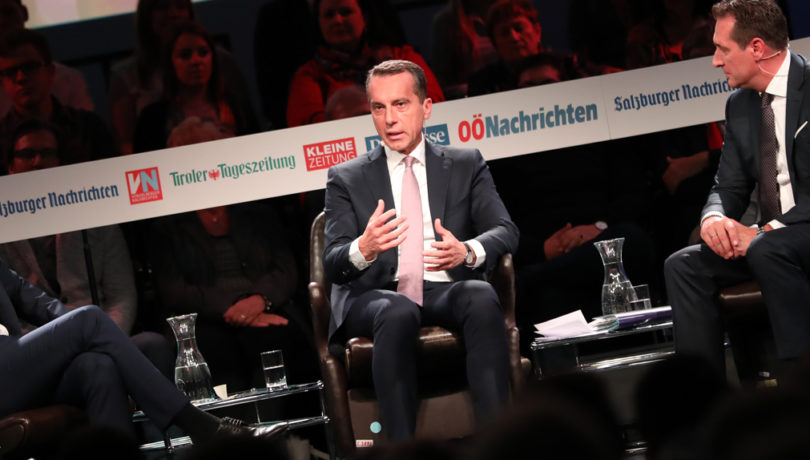 Discussion of Kurz, Kern and Strache