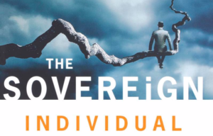 Book Cover of the sovereign individual